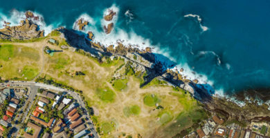 Aerial views wallpapers