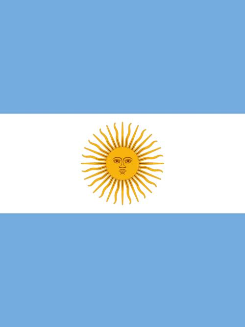 Argentinien Flagge wallpaper