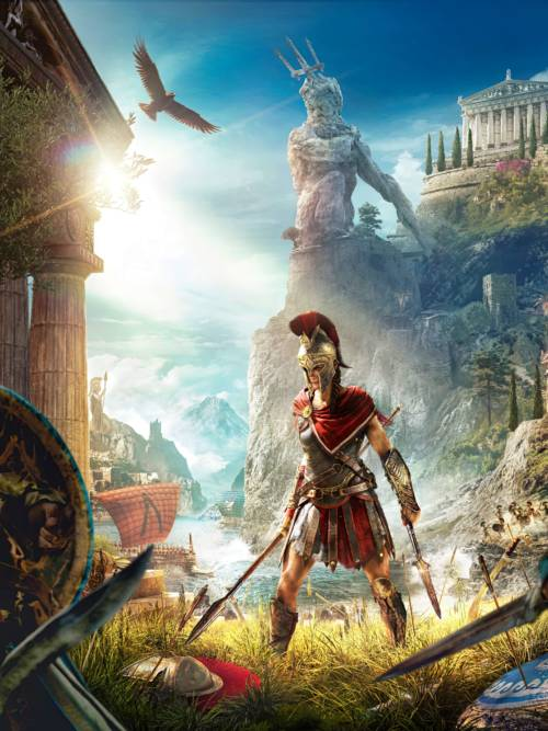 Assassin's Creed Odyssey Wallpaper für Handys und Tablets
