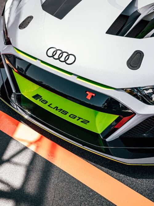Audi R8 LMS GT2 wallpaper
