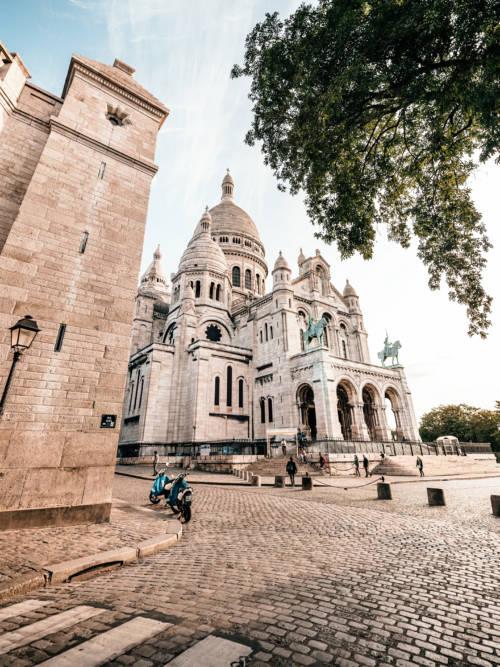 Basilika Sacré-Cœur wallpaper