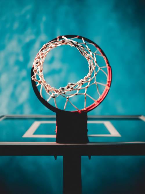 Basketballkorb wallpaper