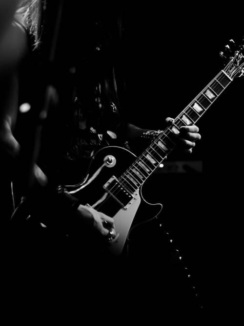 Bass player wallpaper