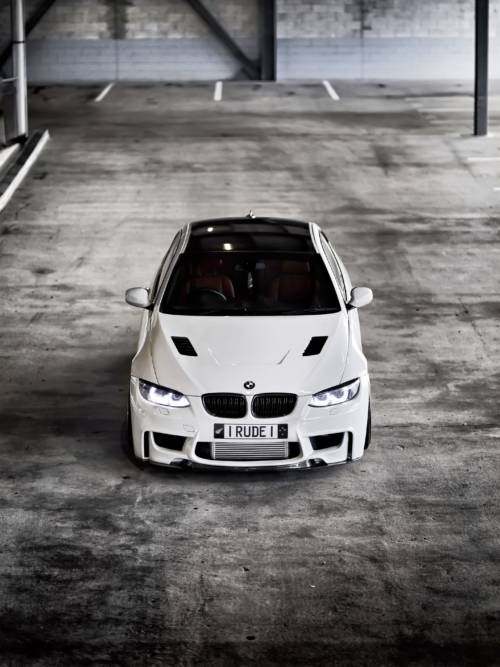 Bmw modifiziert wallpaper