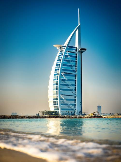 Burj Al Arab Jumeirah wallpaper