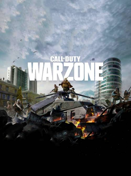 Fondo de pantalla de Call of Duty Warzone