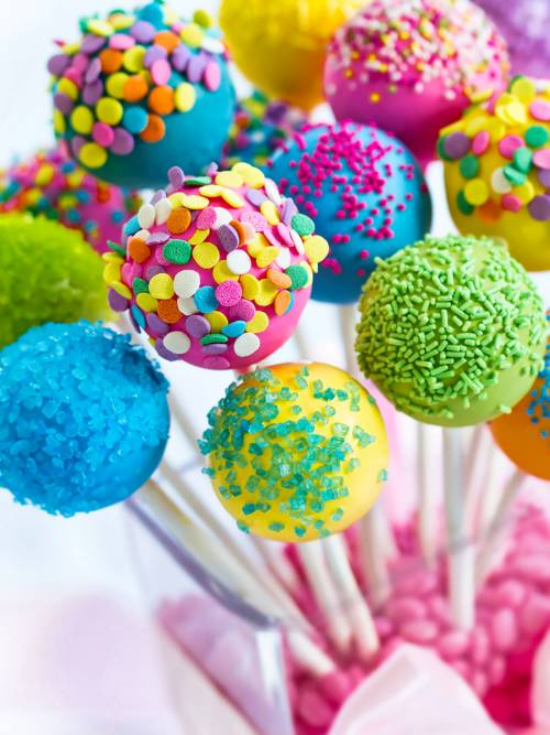 Candy lollipop wallpaper