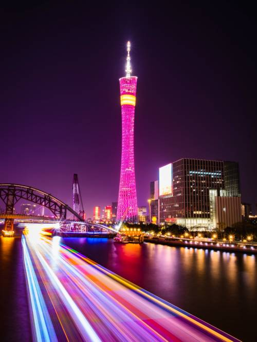 Canton Tower wallpaper
