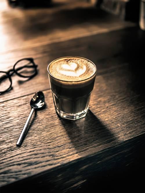 Papel de parede de Cappuccino