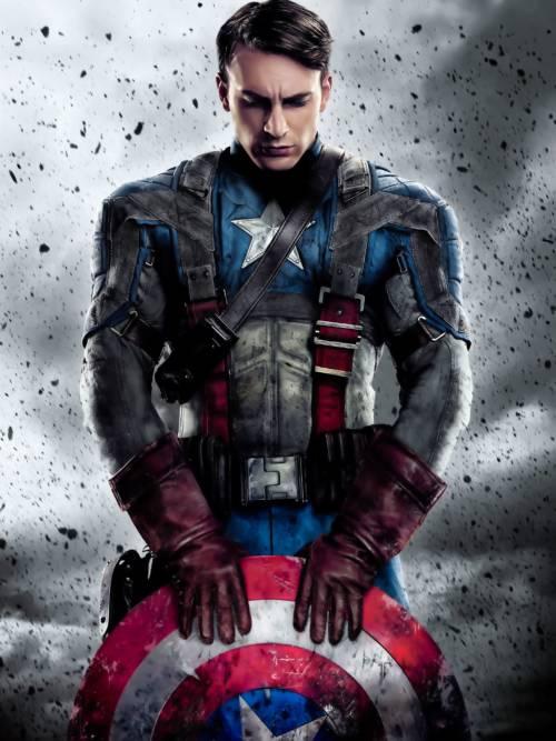 Fond d'écran de Captain America