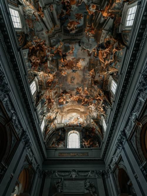 Kirche Sant Ignazio wallpaper