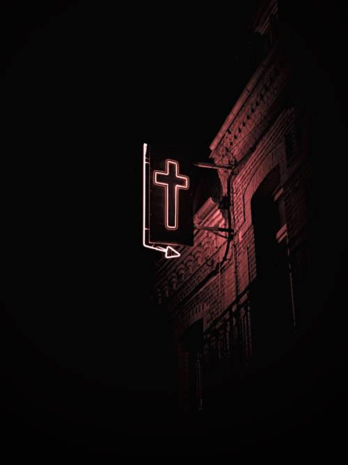 Church sign wallpaper