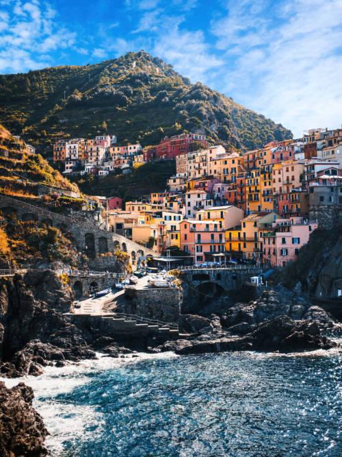 Fondo de pantalla de Cinque Terre