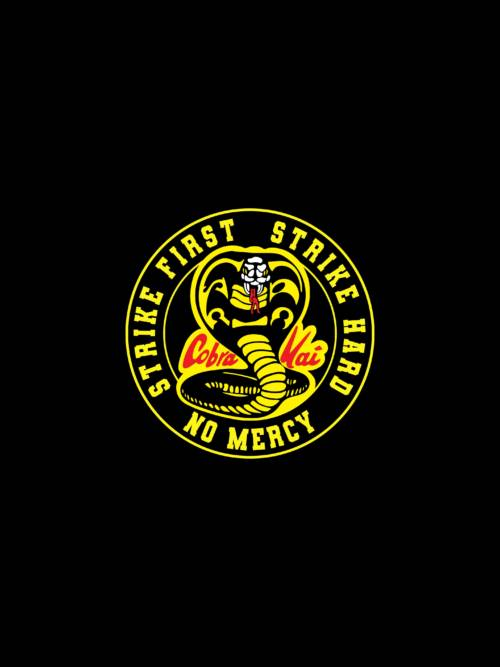 Cobra Kai Logo wallpaper