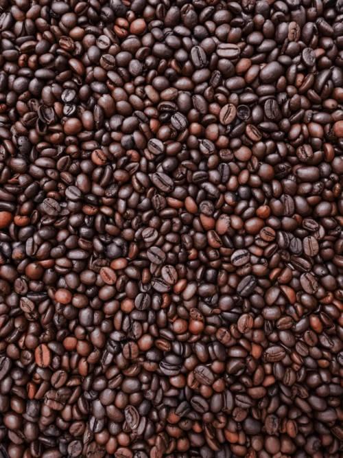 Fond d'écran de Grains de café