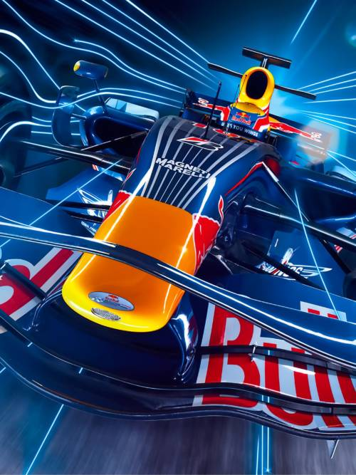 Papel de parede de F1 Red Bull racing