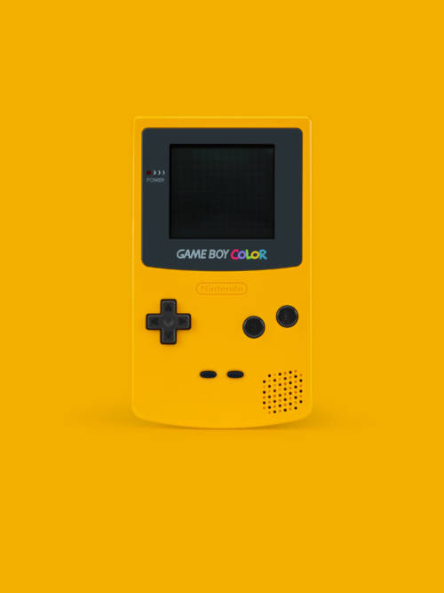 Fond d'écran de Game Boy Color
