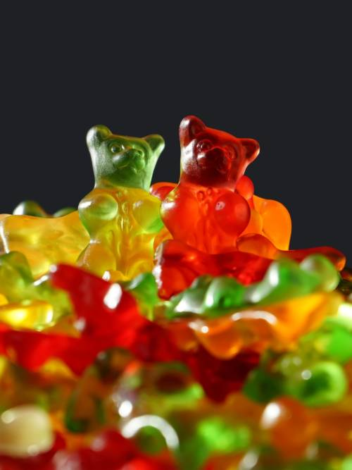 Gummi bears wallpaper