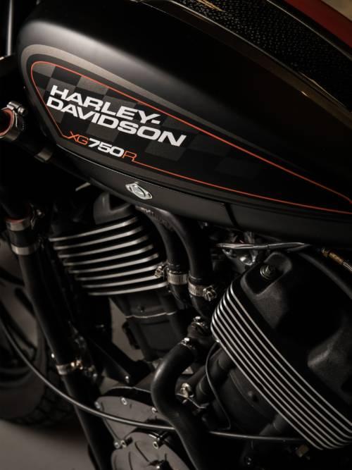 Harley-Davidson XG750R wallpaper