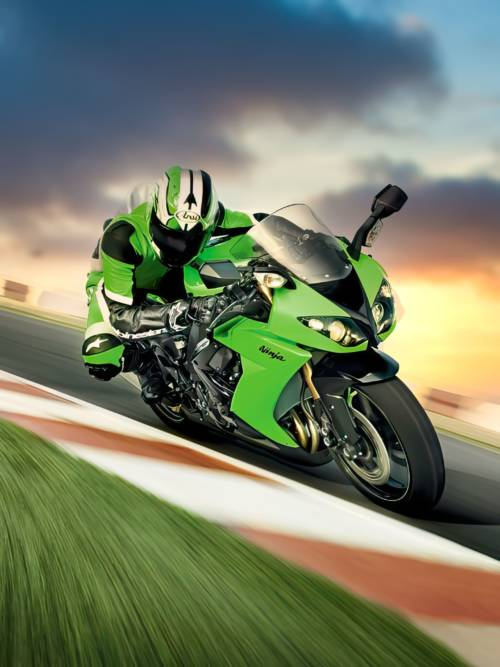 kawasaki Ninja wallpaper