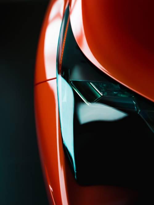 Lexus NX headlight wallpaper