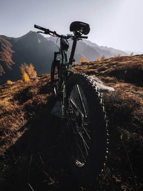 Fond d'écran de Vélo de montagne