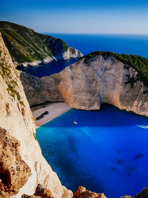 Navagio Strand wallpaper