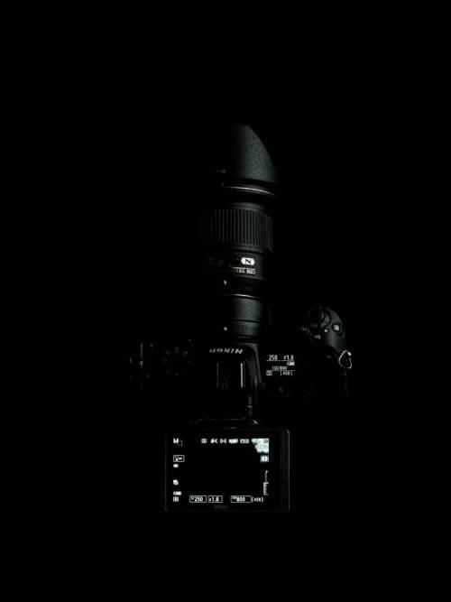 Fond d'écran de Appareil photo Nikon Z6