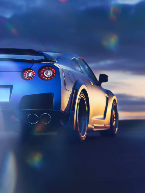Nissan GT-R R35 wallpaper
