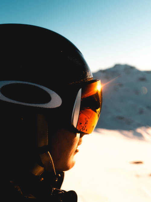 Fondo de pantalla de Gafas de nieve Oakley