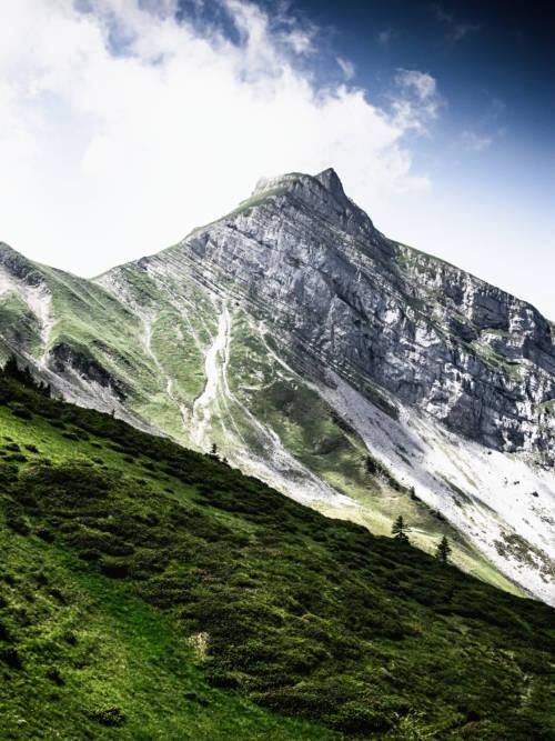 Oberbauenstock, Emmetten, Schweiz wallpaper