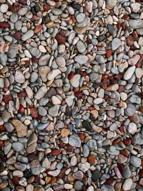 Fondo de pantalla de Playa de gravilla