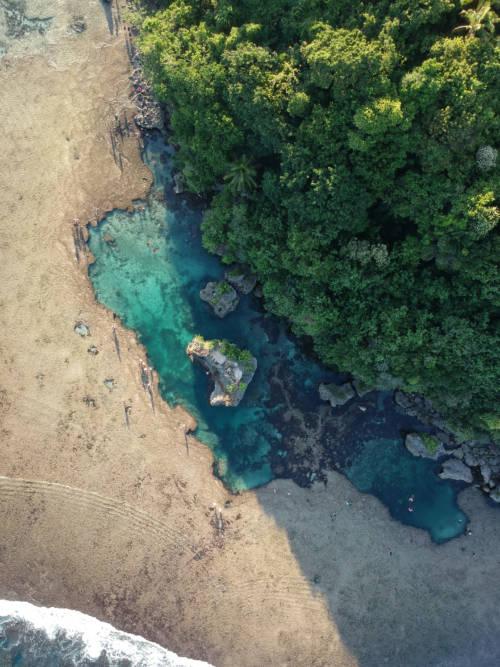 Fondo de pantalla de Playa de filipinas