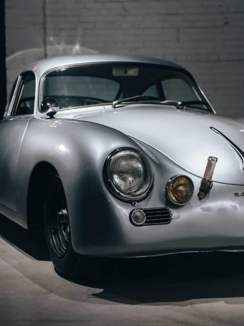 Fondo de pantalla de Porsche 356 vintage para móviles y tablets