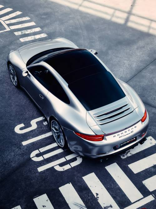 Porsche 911 Carrera 4S wallpaper