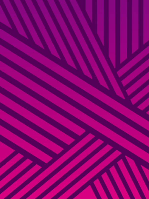 Purple lines wallpaper