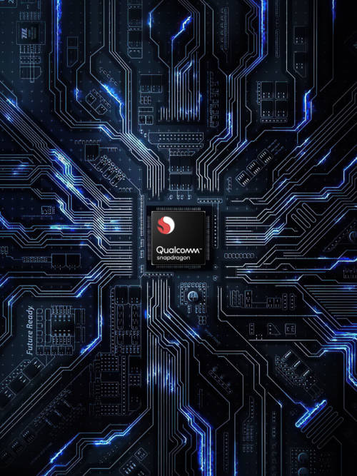 Qualcomm Snapdragon Schaltung wallpaper