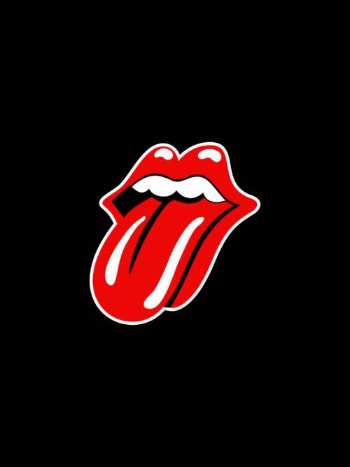 Fond d'écran de Langue des Rolling Stones