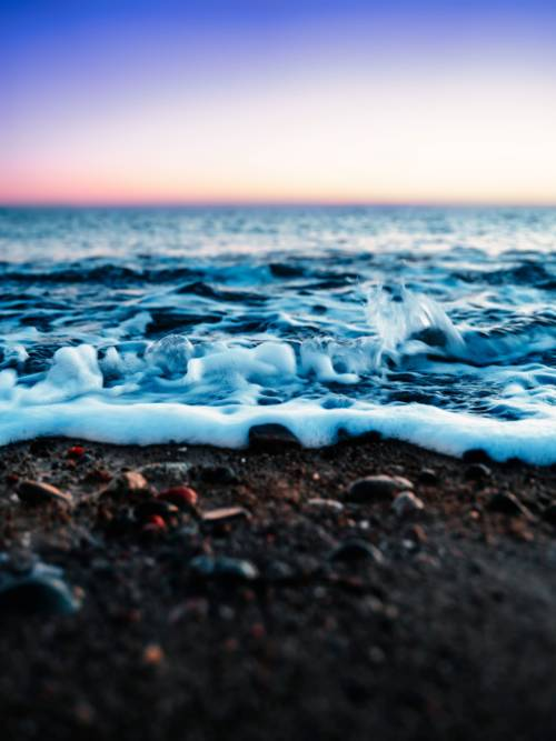 Seashore wallpaper