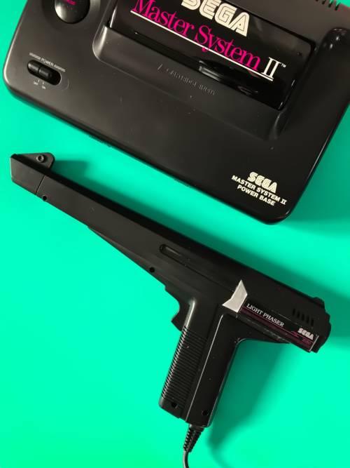 Fond d'écran de Sega Master System II pour mobiles et tablettes