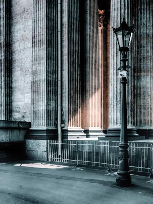 Papel de parede de Iluminação pública