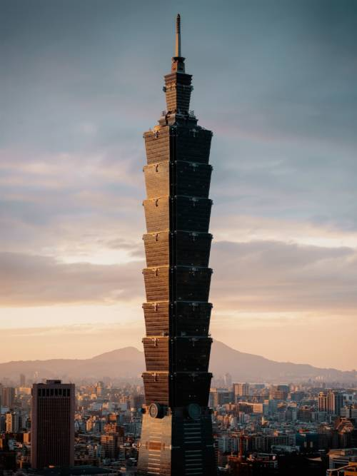 Taipei 101 wallpaper