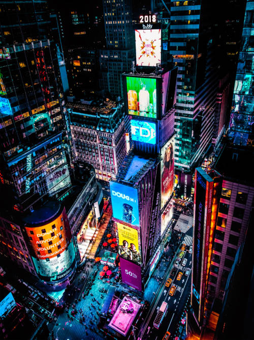 Times Square wallpaper