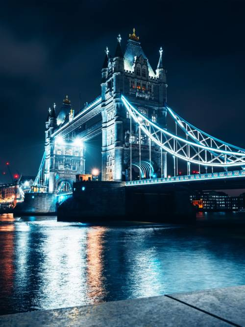 Fondo de pantalla de Tower Bridge en Londres