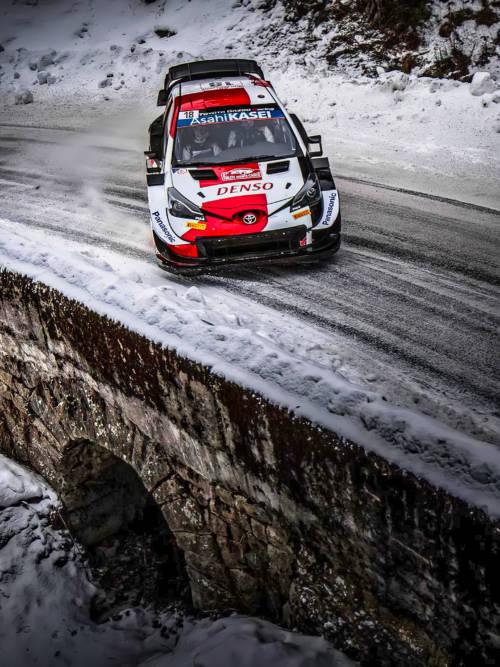 Papel de parede de Toyota Gazoo Racing