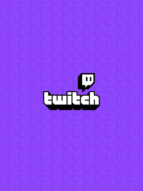 Papel de parede do Twitch para celulares e tablets