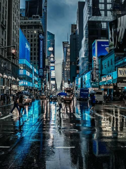 Fond d'écran de Rue urbaine
