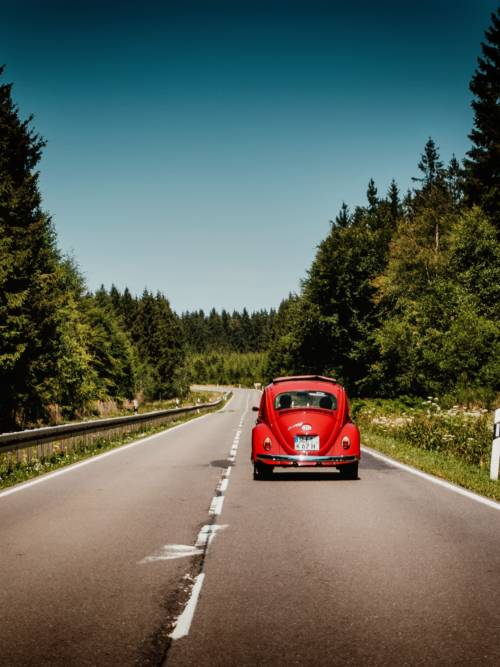 Fondo de pantalla de Volkswagen escarabajo