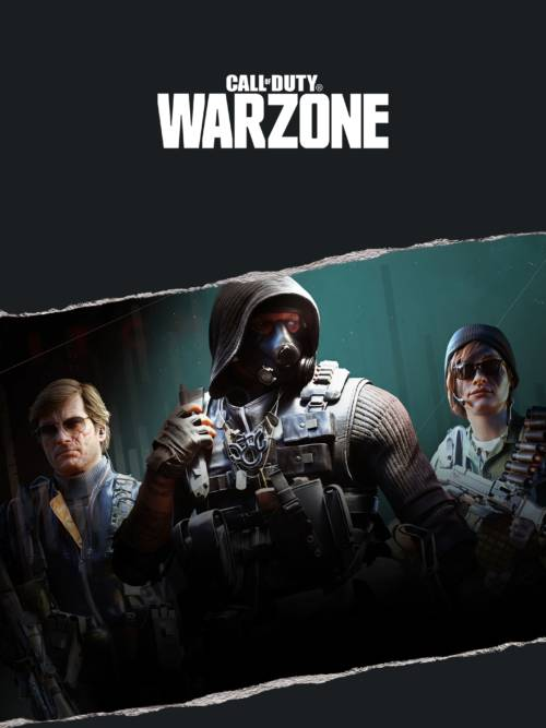 Warzone clipping wallpaper