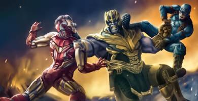 Fondos de pantalla de héroes y villanos